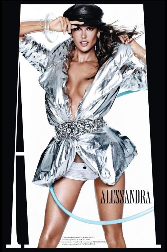 11 Alessandra Ambrosio