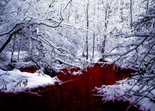 rio de sangre